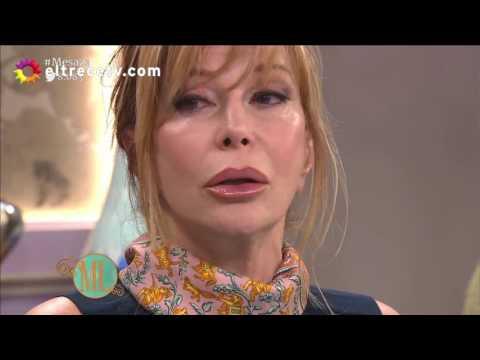 "Graciela Alfano en la mesa de Mirtha: ""A mis hijos no los van a matar"""