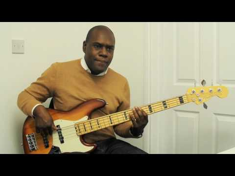 George Benson Give Me The Night (Bass Cover)