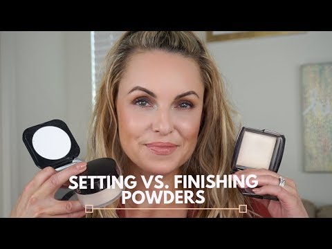 Setting Vs. Finishing Powders || Quick Tips - Elle Leary Artistry