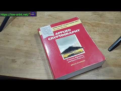 Applied Cryptography - Book Review