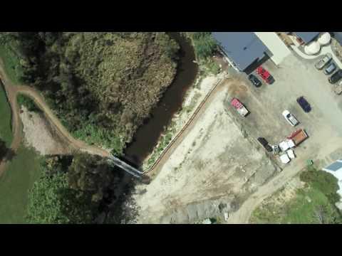 DJI Phantom 4 Drone flight - Kettering Tasmania