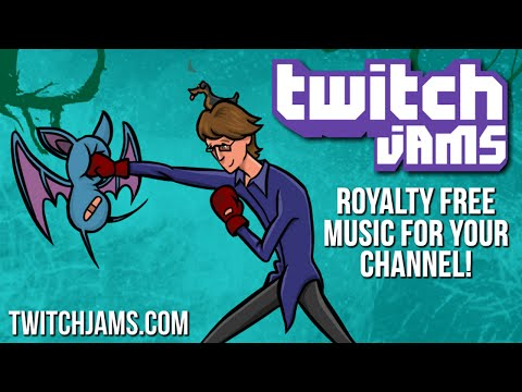 Twitch Jams - Music For Your Channel