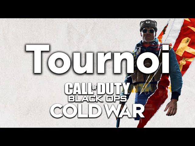 Tournoi Call of Duty Black Ops : Cold War | Rediffusion ft. BamSamael