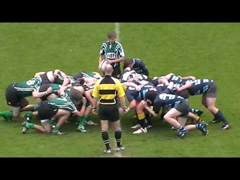 HWRFC U17's Vs Shrewsbury RFC - National Bowl Final 2012