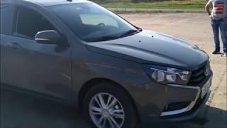 видео Тюнинг Лада Веста (седан): экстерьер, интерьер, двигатель