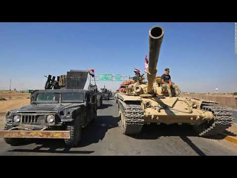 Kirkuk: Iraqi Forces, Peshmerga Clash In Town To The North