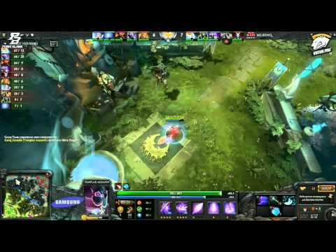 WCG Dota 2 Russia Final: GaraJ.Gaming vs Moscow 5 Game 2