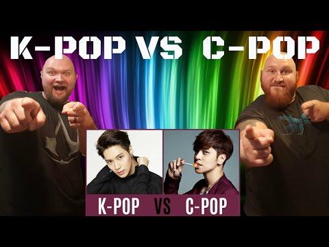 KPOP VS. CPOP / MANDO POP [WHO WINS U DECIDE!!!]