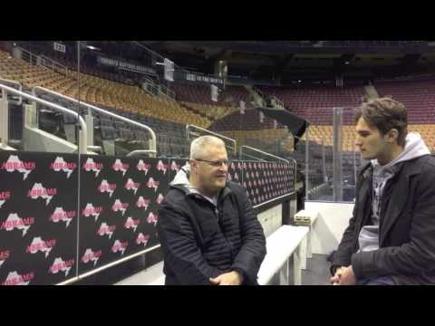 Saskatchewan Rush Bob McKenzie Interview