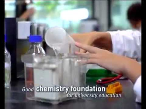 Diploma in Applied Chemistry