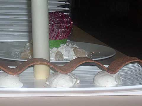 Alessio rovito 2009 cucina molecolare sferificazione cuisine mol culaire atelier cuisine - Cucina molecolare sferificazione ...