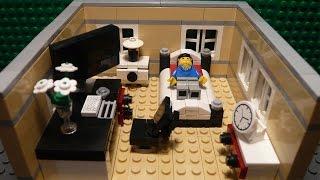 LEGO САМОДЕЛКА #13 | Спальня / Bedroom (100 ПОДПИСЧИКОВ!)(УРА, НА КАНАЛЕ 100 ПОДПИСЧИКОВ, ВСЕМ СПАСИБО! ▻ Всем привет! Перед вами серия самоделок, в которых показан..., 2015-06-20T12:55:24.000Z)