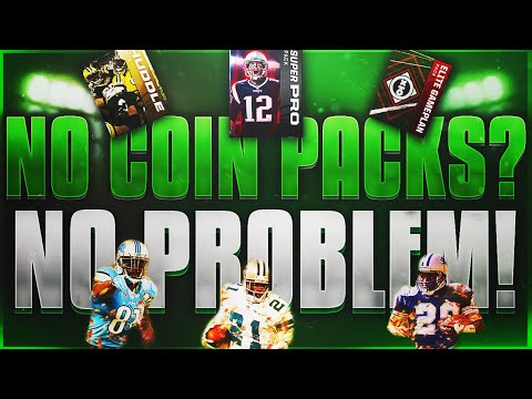 NO COIN PACKS? NO PROBLEM! THANKSGIVING PROMO IS HERE! MADDEN MOBILE 18!