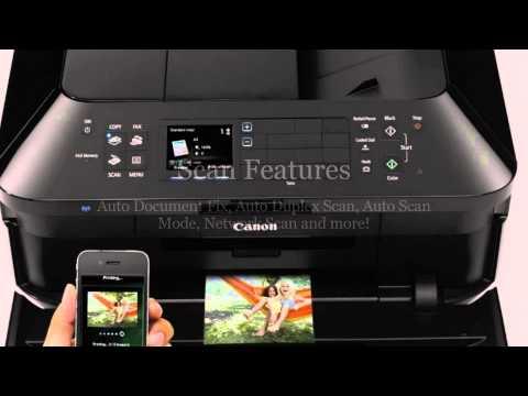 Canon PIXMA MX922 - Wireless All in One Printer (Unboxi ...
