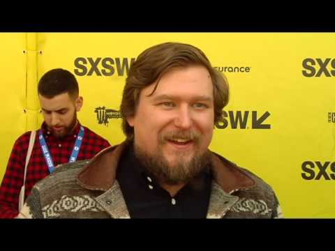 """SXSW 2017: Michael Chernus on """"The Most Hated Woman in America"""" red carpet"""