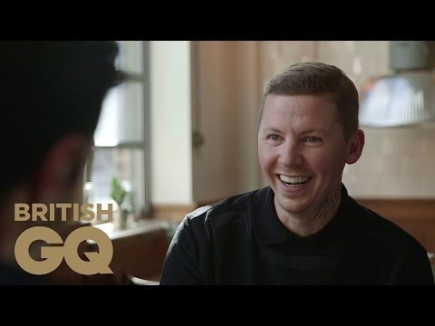 Professor Green Talks Marriage & Mental Health | Out to Lunch | British GQ