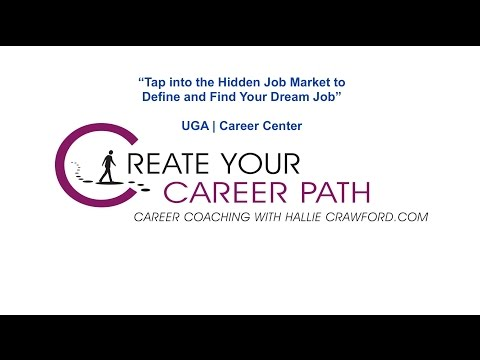 How To Tap Into the Hidden Job Market to Define and Find Your Dream