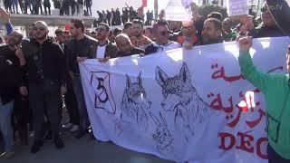 Marche Historique du 1er mars 2019 à Béjaia
