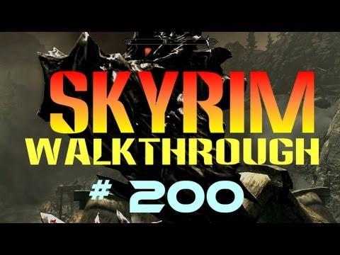 Skyrim #200 - How to Get Through the Pilgrim's Path