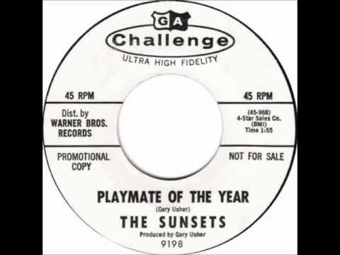 The Sunsets - Playmate Of The Year
