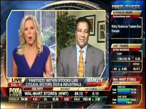 Frank Fantozzi on Fox Business News - Is the Market Correcting or Collapsing - June 11, 2012