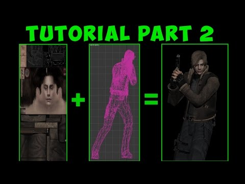 Tutorial: ripping textures and 3D models from Playstation 2 games (part 2: models)