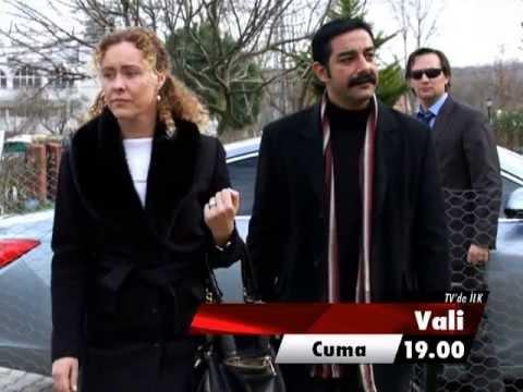 TV Filmi 'Vali' - TV'de İLK KEZ
