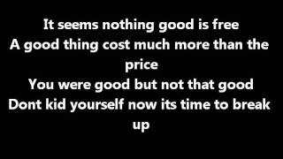 Megadeth - 1000 Times Goodbye [Lyrics]