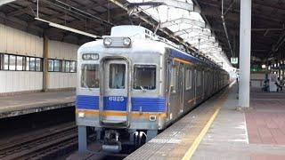 南海電鉄 6300系先頭車6325編成 天下茶屋駅