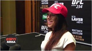 Joanna Jedrzejczyk returning to strawweight after break, eyes UFC title shot  | ESPN MMA