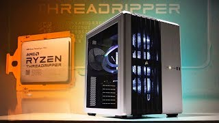 x399 amd threadripper the ultimate pc build