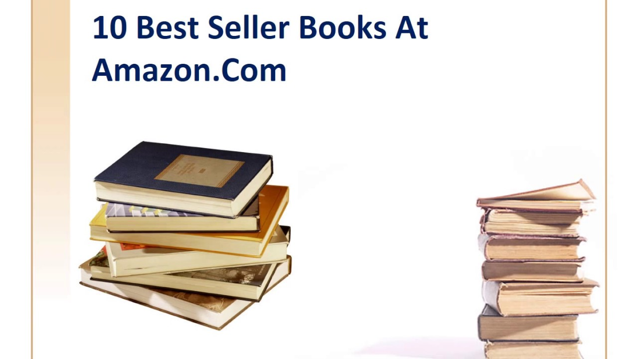 Top 10 Seller books At Amazon.com | Shudhho - YouTube