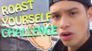ROAST YOURSELF CHALLENGE - PaisaVlogs