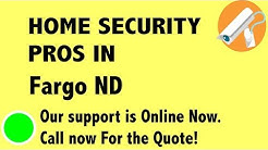 Best Home Security System Companies in Fargo ND