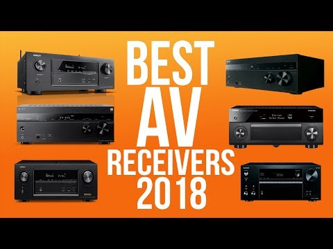 BEST AV RECEIVERS 2018 - TOP 10 BEST A/V RECEIVER 2018   HOME THEATER