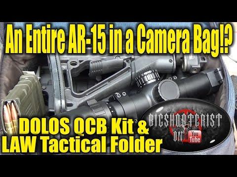 Micro Rifle Dolos QCB Takedown Package