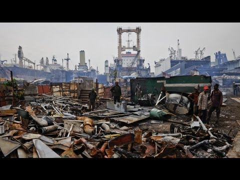 Alang, Gujarat: World's biggest ship breaking yard turns killer