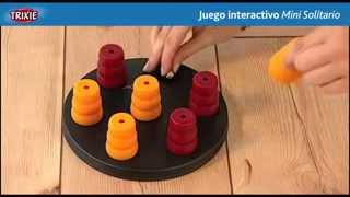 Juego educativo interactivo Solitario Dog Activity para perros de Trixie