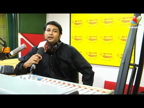 RJ Ajay says not knowing mimicry helped him get radio job | Interview
