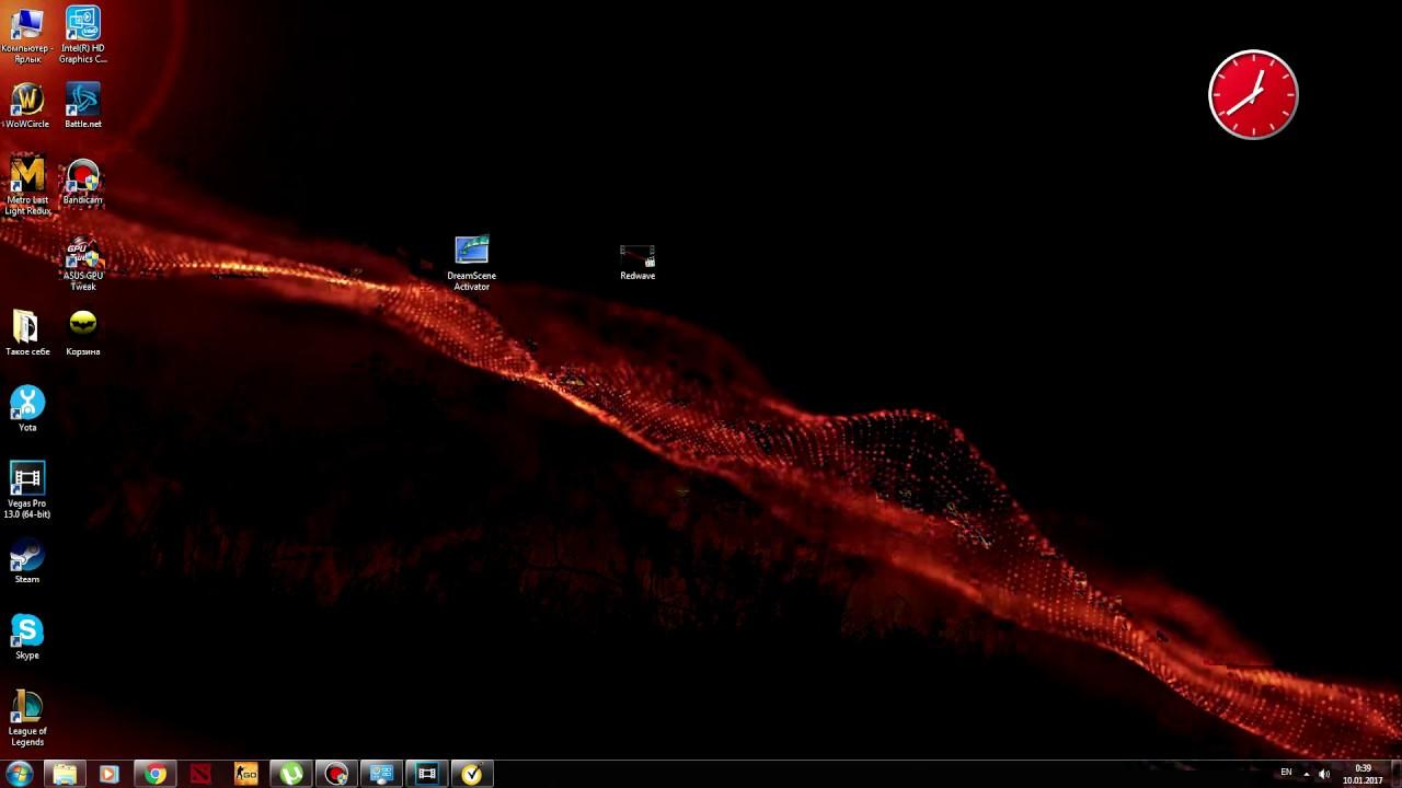 Kak Postavit Video Oboi Windows 7