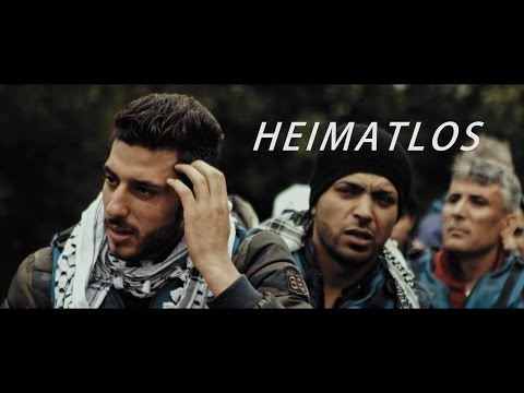 Heimatlos - Fluchtliniensong (Offical Video) #unserNRW