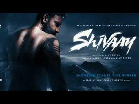 Ajay Devgan Shivaay' first look out, Check...