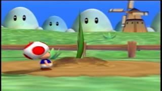 4 Player Mario Party 5 Gameplay Mini-Game Decathlon!