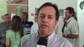 Valmir Falcão - Advogado Associação municípios do Piaui visita policlínica de Limoeiro