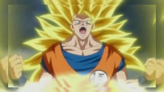 SSj3 Goku VS SSj2 Trunks - Quick Version - Reeeaaal Quick