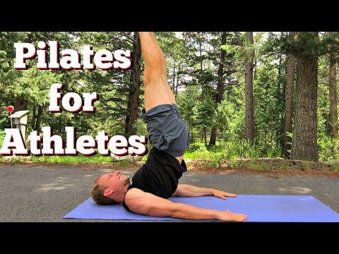 Pilates for Men - Pilates Workout for Athletes - Sports Core Abdominal Workout #pilatesforathletes