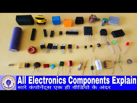 All Electronics Components Basic Information