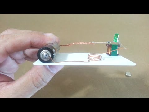 Electromechanical Boost Converter
