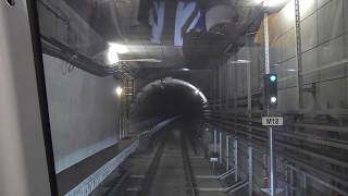 hd budapesti metr m4 flke nlkl alstom am4 m4 576 579