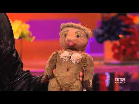 Jean Paul Gaultier's Little Monster Teddy Bear - The Graham Norton Show on BBC AMERICA